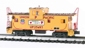 UP Safety Caboose photo