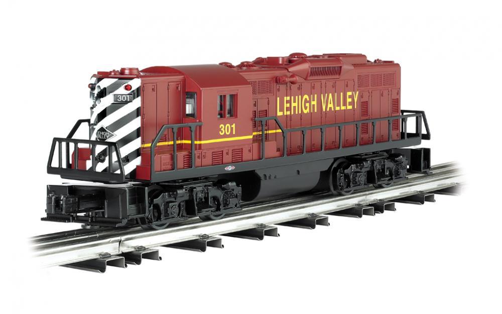 21540 Lehigh Valley Gp 9 Dummy The Western Depot
