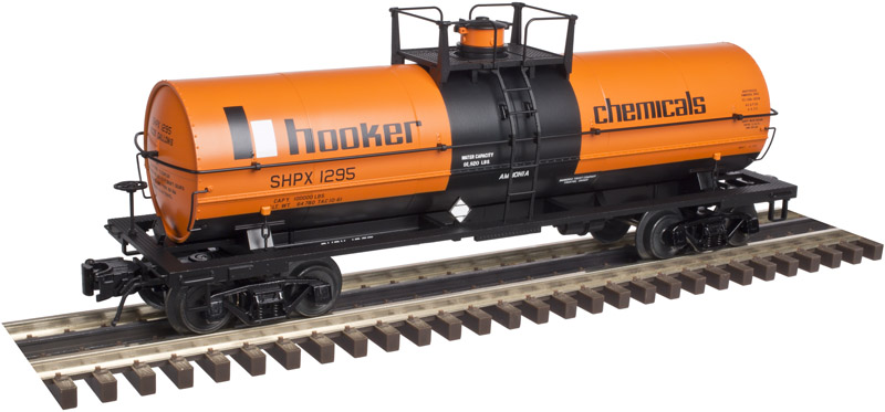 Western Bedroom Tank Toy Box Or: 3005509-1 Hooker Chemicals 11,000 Gallon Tank Car #1288
