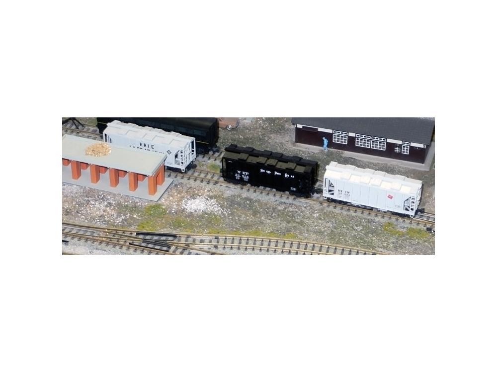 106 6273 Santa Fe Bluebonnet F7 Freight Train Set The Western Depot